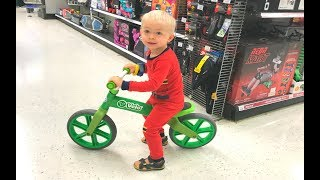 Best Toddler Learning Video for Kids Learn Colors Disney Cars Fun Monster Truck Shopping