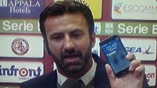 Panucci sclera a Sky Sport, polemico nei confronti degli arbitri ( Livorno Crotone )
