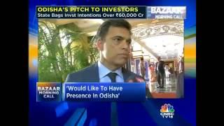 Odisha Woos Investors