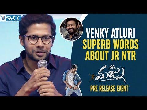 Xxx Mp4 Venky Atluri Superb Words About Jr NTR Mr Majnu Pre Release Event Akhil Akkineni Nidhhi 3gp Sex