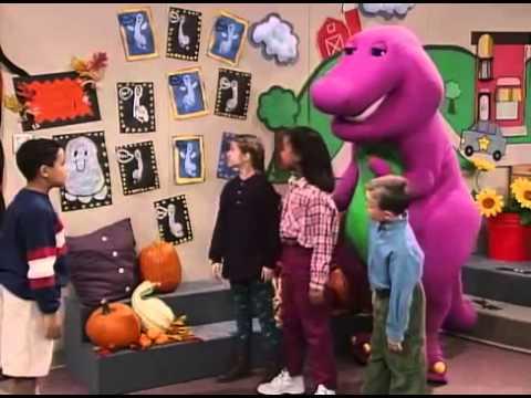 Barney Festa de Halloween