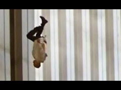 911 Jumpers 9 11 in 18 mins Plane Crashes World Trade Center Towers September 11 Terror Fact Video