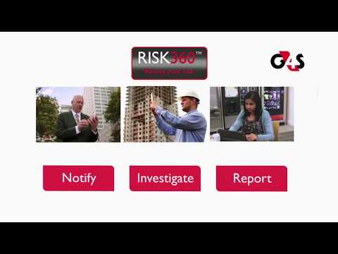 G4S Secure Solutions (UK) - RISK360