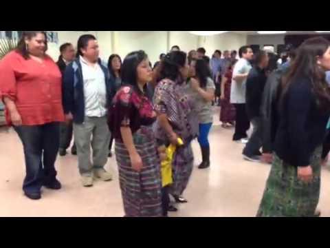 Baile Coataneca en LA Calif 2013