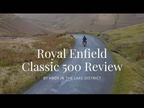 Royal Enfield Classic 500 Review KNOX