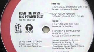 Bomb The Bass - Bug Powder Dust (Kruder & Dorfmeister Session)
