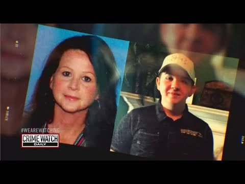 Xxx Mp4 Pt 1 Missing Mom Son Last Heard From On Memorial Day Crime Watch Daily With Chris Hansen 3gp Sex