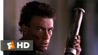 Cyborg (3/10) Movie CLIP - Factory Fight (1989) HD