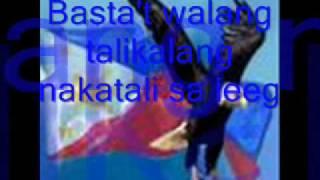 Sa kuko ng agila - Freddie Aguilar w/ lyrics