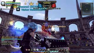 "DramaNest (95 lvl cap) PvP: THE FALL OF ALTHEA ""KING"" M0ELIN"