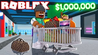 $1,000,000 SHOPPING SPREE IN ROBLOX