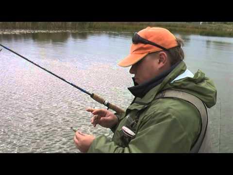 лов окуня на джигу видео