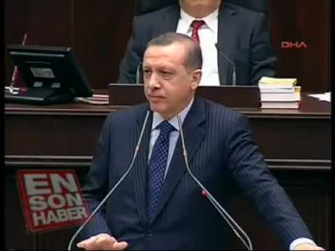 Başbakan Recep Tayyip Erdoğan Atatürk ün Telgrafını Okudu