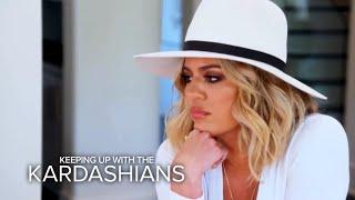 KUWTK   Khloe Kardashian's Peace Offering to Blac Chyna   E!