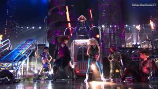 Britney Spears - Onyx Hotel Tour - Toxic - HD
