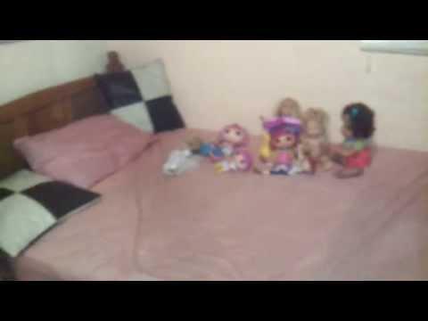 muñecas que cobran vida