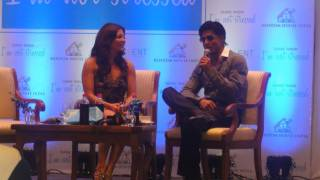 Shah Rukh Khan and Bipasha Basu Launch Deanne Pandey's