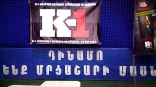 Roman Kalashyan (TORNADO) Armenia vs Georgia