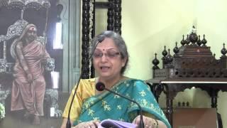 Dr. Ujjwala Jha's talk on Ishwara as per Nyaya Vaisheshika