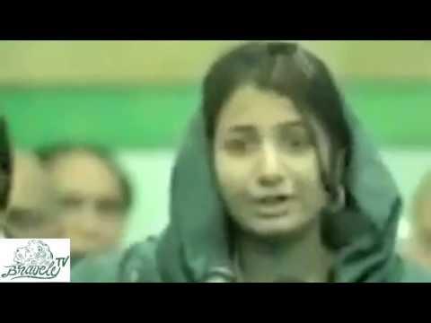 Best Urdu Speech By Young Pakistani Girl | Inspirational | Nawaz Sharif | Shehbaz Sharif | Panama |
