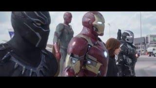 Capitão América: Guerra Civil - 28 de abril nos cinemas