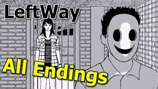 LeftWay - One Night in Bangkok...( ALL ENDINGS / FULL PLAYTHROUGH )Manly Let