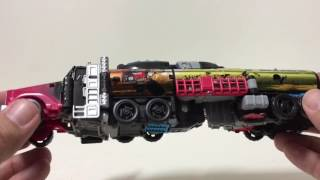 Transformers Titans Return Chaos on Velocitron Laser Prime review