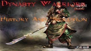 Dynasty Warriors History and Evolution (1997-2014)