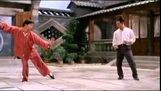 Greatest Fight Scenes  Fist of Legend   Jet Li vs  Chin Siu Hou