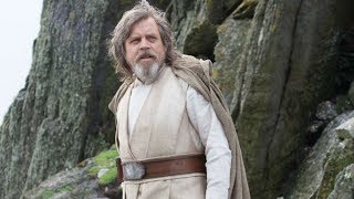 Mark Hamill Has Big Issues With Luke Skywalker In Star Wars: The Last Jedi