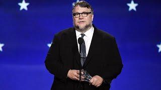 Director Guillermo del Toro Speaks Up For Women at Critics