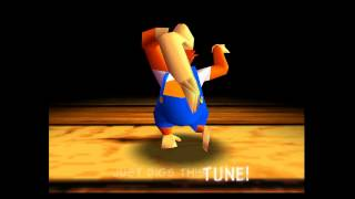 DK64 ROM Corruption or Polygon Hell