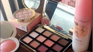 Makeup Tutorial:  Peaches and Cream Collection with Too Faced Cosmetics