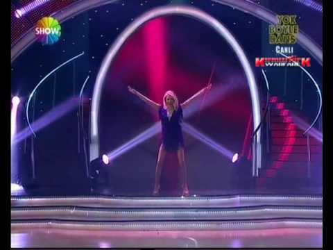Burcu Esmersoy Yok Böyle Dans 26.12.2011