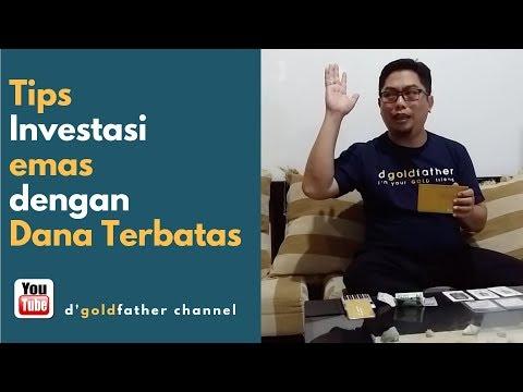 Tips Investasi Emas dengan Dana terbatas