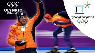 Sven Kramer - The Dominator in Speed Skating | Winter Olympics 2018 | PyeongChang 2018