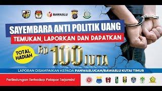 Cegah Politik Uang, KNPI Buat Sayembara Dengan Total Hadiah Rp. 100 Juta