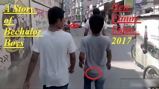 Story Of Bechalor Boys | Funny Videos Try Not To Laugh | Best Bangla Funny Video | Funny Fails |
