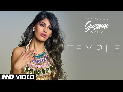 Temple Full  Video Song | Jasmin Walia | Latest Song 2017 | T-Series