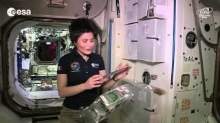 Il buono dei lipidi nel menu della Stazione Spaziale Internazionale