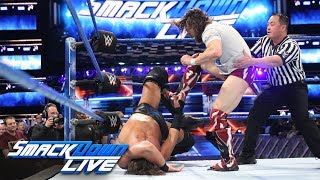 Daniel Bryan puts Big Cass in his place: SmackDown LIVE, May 15, 2018