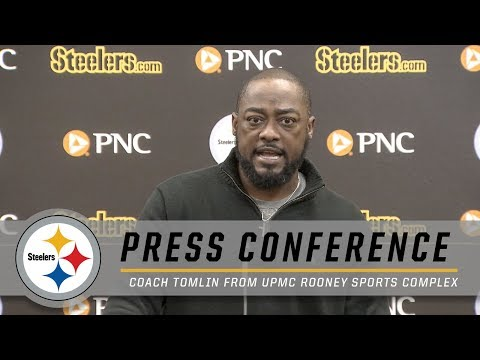 Xxx Mp4 Mike Tomlin On Le 39 Veon Bell 39 S Status Amp Week 11 Matchup Vs Jaguars Pittsburgh Steelers 3gp Sex