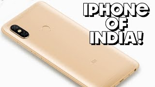 "Redmi Note 5 Pro PARODY - ""iPhone Of India"""