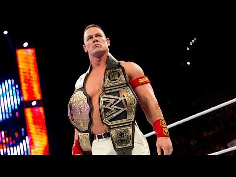 Xxx Mp4 John Cena 39 S 16 World Championship Victories WWE Milestones 3gp Sex