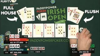 TOP 5 POKER RIVER CARDS OF ALL TIME!