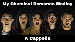 My Chemical Romance Medley - Welcome To The Black Parade / Helena / I'm Not Okay (A Cappella)