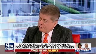 Judge Nap on Flynn