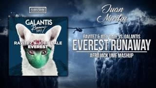 Everest vs. Runaway (Afrojack UMF 2016 Mashup)