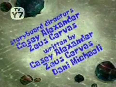 Spongebob Season 7 & 8 episode titles