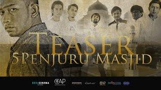 Teaser #5PM (5 Penjuru Masjid)